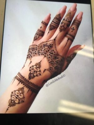 sheek salon henna